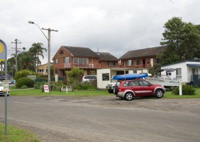Angler's Rest Caravan Park
