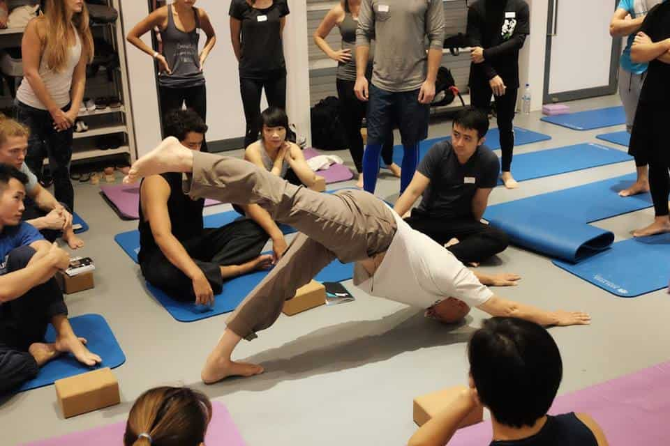 Kit laughlin stretch therapy singapore